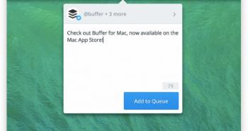 Buffer يطلق تطبيقه الرسمي على أجهزة الماك