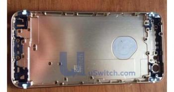 صورة مسربة تؤكد إضاءة شعار أبل الخلفي في آيفون 6