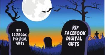 فيس بوك يستغني عن خدمة إرسال الهدايا الرقمية
