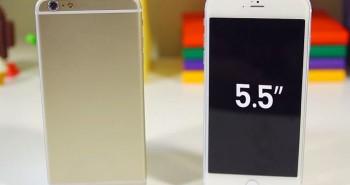 آيفون 6 إصدار 5.5 قادم بمعالج أسرع من إصدار 4.7 – شائعات