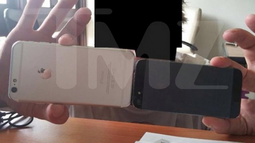 41 1024x575 TMZ: أول صور حقيقية لهاتف آيفون 6 – تسريبات