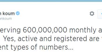 الواتساب يتفرد في الصدارة مع 600 مليون مستخدم نشط