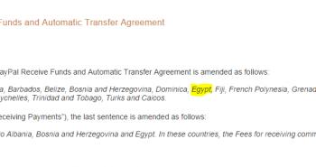 أخيراً .. باي بال يدعم استقبال الأموال في مصر والجزائر