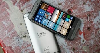 رسمياً .. HTC One M8 بنظام ويندوز فون 8.1