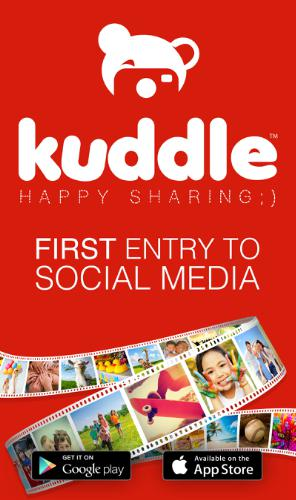 Kuddle Picture Sharing App Photo