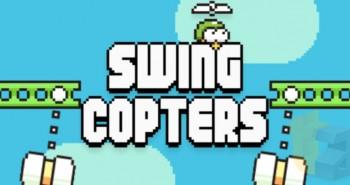 مطوّر فلابي بيرد يطلق لعبته الجديدة Swing Copters هذا الأسبوع