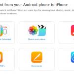 أبل تطلق صفحة رسمية لتشجيع المستخدمين لاستخدام آيفون بدلًا من أندرويد - عالم التقنيةعالم التقنية