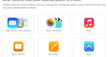 أبل تطلق صفحة رسمية لتشجيع المستخدمين لاستخدام آيفون بدلًا من أندرويد