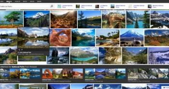 مايكروسوفت تحذف أداة Bing Image Widget