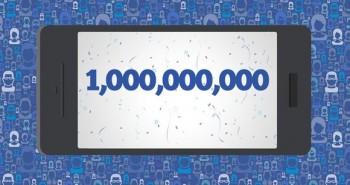 مليار تحميل لتطبيق فيس بوك على أندرويد