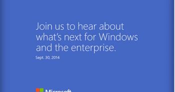 مايكروسوفت تكشف عن ويندوز 9 نهاية الشهر