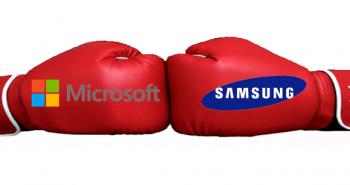 اجتماع بين سامسونج ومايكروسوفت لحل الخلافات