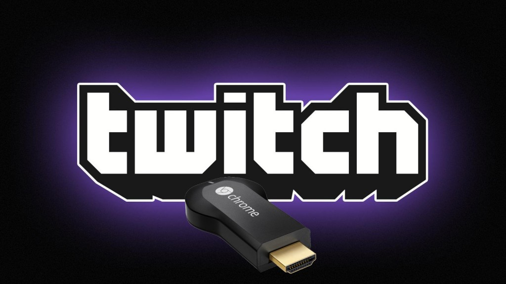 Twitch-Chromecast