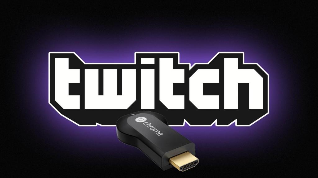 Twitch-Chromecast
