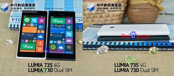 lumia730.0 مايكروسوفت تشوّق لهاتف السيلفي القادم لوميا 730