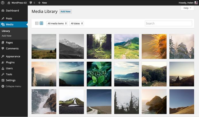 media إطلاق النسخة الرابعة من منصة إدارة المحتوى ووردبريس