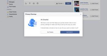 فيس بوك تطلق أداة التحقق من الخصوصية للجميع