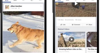 فيسبوك تتيح معرفة عدد مشاهدات الفيديو