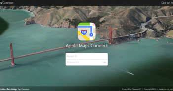 أبل تطلق موقع Maps Connect