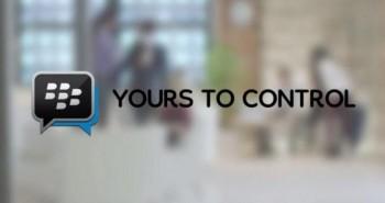 بلاك بيري تطلق نسخة الجديدة من تطبيق bbm مع خيارات أكثر للخصوصية