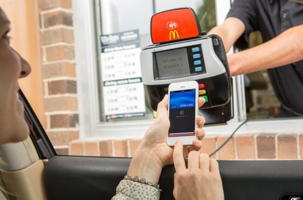 McDonalds+apple-pay
