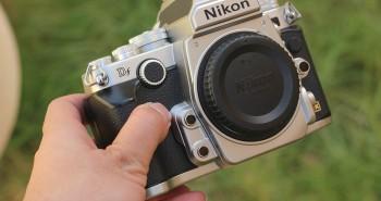 مراجعة كاميرا نيكون دي إف Nikon DF