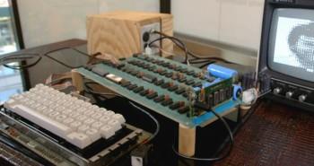 أبل تبيع أول حاسوب لها مُقابل 905 ألف دولار