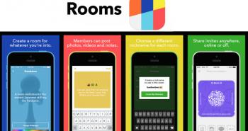 Rooms .. دردشة ومنتديات التسعينيات على طريقة فيس بوك