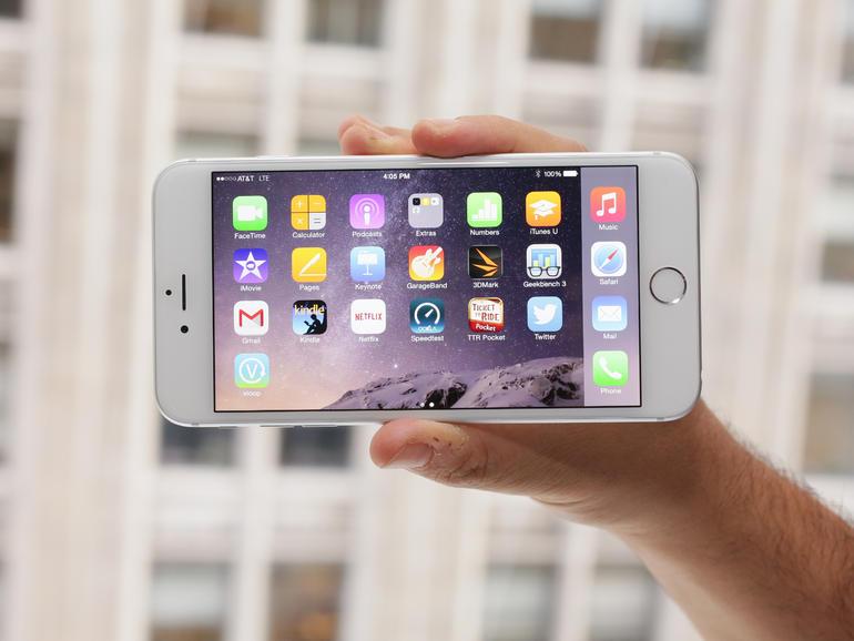 مبيعات أبل من آيفون 6 تتفوق على آيفون 6 بلس - عالم التقنية