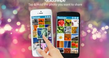 تطبيق FotoSwipe لنقل الصور بالسحب بين آيفون وأجهزة أندرويد