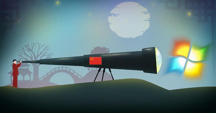 إصدارات ويندوز المقرصنة لإنقاذ مايكروسوفت في الصين