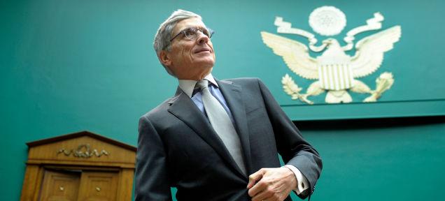 رئيس لجنة الاتصالات الفيدرالية