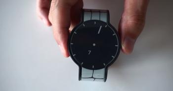 سوني تخطط لصنع ساعة ذكية من الورق الإلكتروني – شائعات