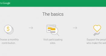خدمة Google Contributor لمشاهدة المواقع بدون إعلانات .. إذا تبرّعت!