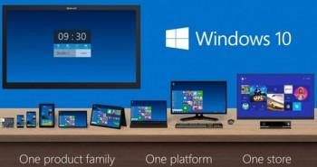 الكشف عن ويندوز 10 للمستهلكين في يناير 2015