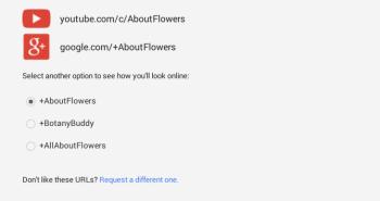 يوتيوب تتيح لك اختيار رابط مخصص لقناتك