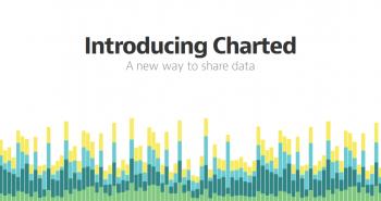 ميديوم تُطْلِقُ موقع Charted لإنشاء الرسومات البيانية