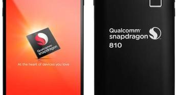 كوالكوم تكشف عن أول هاتف يعمل بمعالج Snapdragon 810