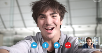 سكايب على أندرويد يتيح تعدد المهام أثناء مكالمات الفيديو