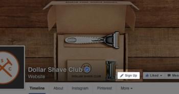 فيس بوك تقدم أزرار جديدة للصفحات لتحقيق أهدافها