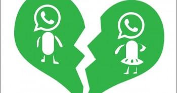 الواتساب مسؤول عن 40% من حالات الطلاق في إيطاليا