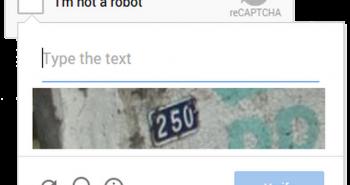قوقل تخلصنا من كابوس الكابتشا عبر No-CAPTCHA