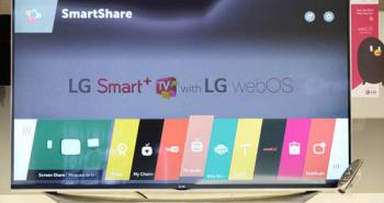 إل جي تعلن عن نسخة جديدة من نظام webOS لشاشات التلفاز