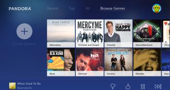 إكس بوكس توفر عدة تطبيقات موسيقى وترفيه على إكس بوكس ون