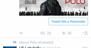 نيتفلكس تختبر إرسال تغريدات تذكير بالحلقات الجديدة للمسلسلات