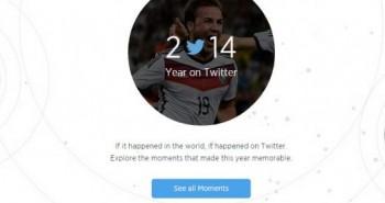 أبرز أحداث 2014 على تويتر