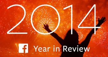 أبرز أحداث عام 2014 على فيس بوك