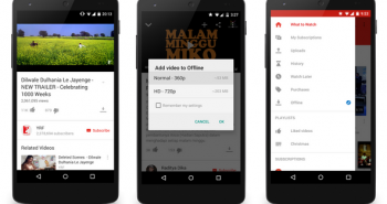 قوقل تطلق ميزة مشاهدة يوتيوب بدون إتصال أنترنت في الهند