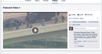 الفيس بوك تعيد هيكلة ظهور مقاطع الفيديو على الصفحات