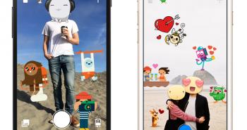 فيس بوك تطلق تطبيق جديد لإضافة الملصقات على الصور